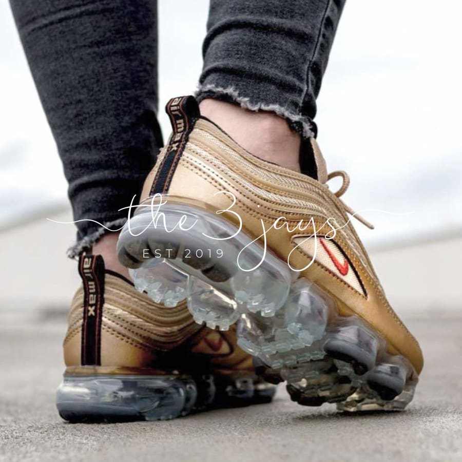 Vapormax Gold Air 97