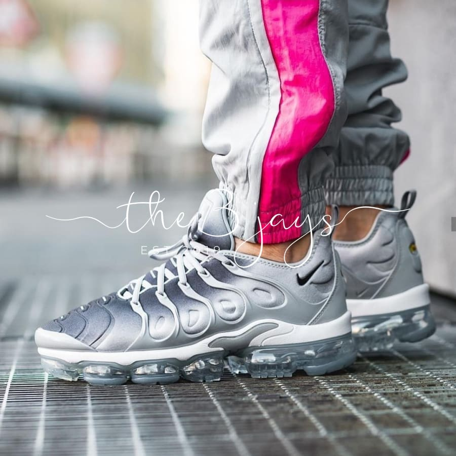 Vapormax Plus Coolgrey