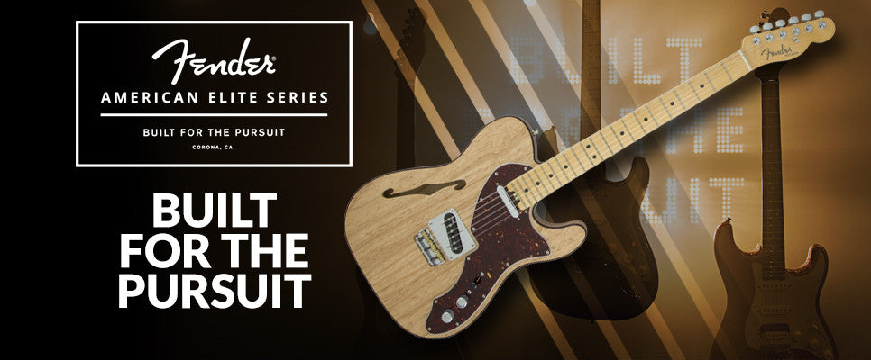 The Fender Elite Series