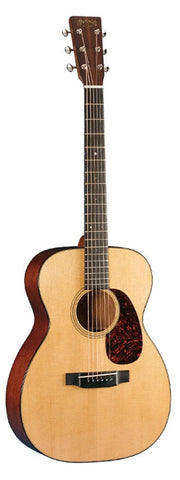 Martin 00-18V Grand Concert Acoustic Guitar Natural with Case