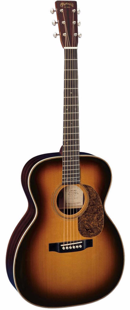 Martin 000-28EC Eric Clapton Signature Model  Sunburst Acoustic Guitar