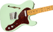 Fender American Original 60s Telecaster Thinline Maple Fingerboard Surf Green Electric Guitar