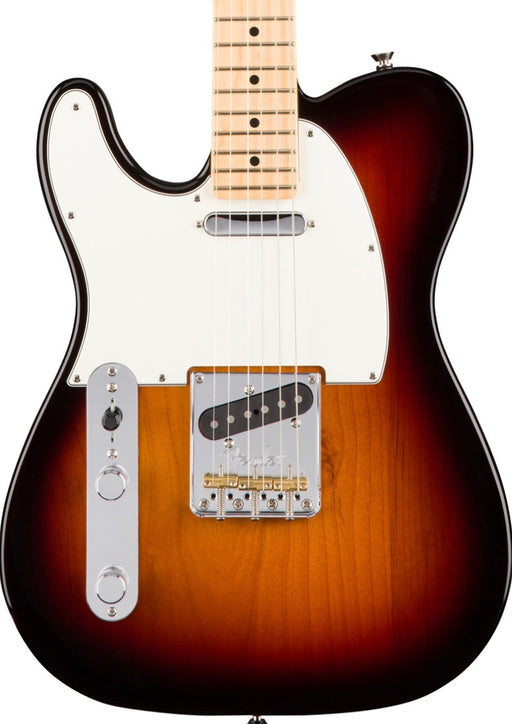 Fender American Professional Telecaster Left-Hand Sunburst Maple Neck Electric Guitar