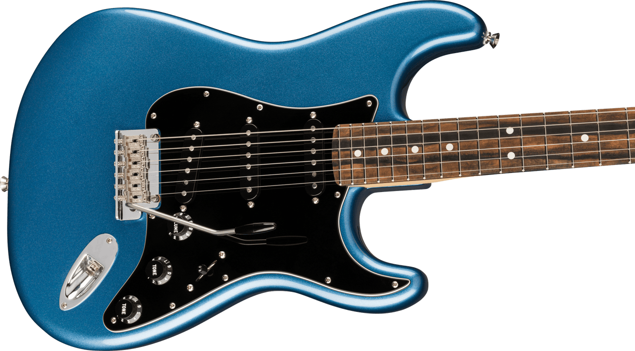 Fender Limited Edition American Professional Stratocaster Ebony Board Lake Placid Blue