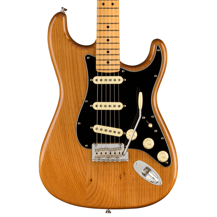 Fender American Professional II Stratocaster Maple Fingerboard Roasted Pine Electric Guitar With Case