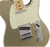 Fender American Elite Telecaster Champagne Maple Fingerboard with Case