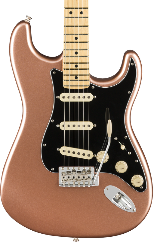 Fender American Performer Stratocaster Maple Fingerboard Penny Finish