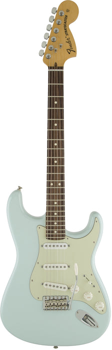 Fender American Special Stratocaster Sonic Blue Rosewood Fingerboard with Bag