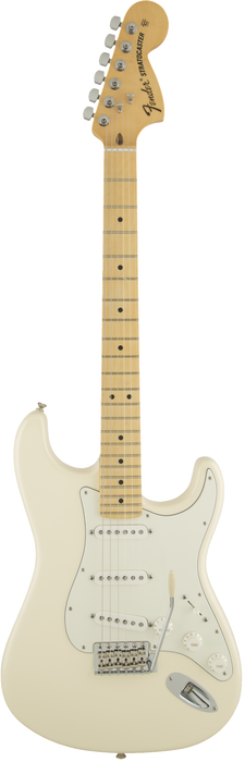 Fender American Special Stratocaster Maple Olympic White