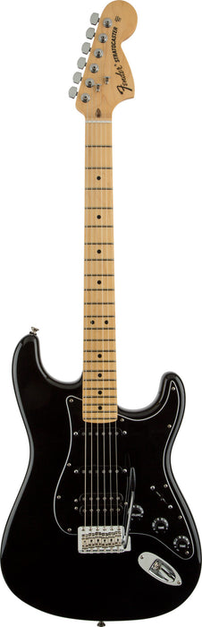 Fender American Special Stratocaster HSS Maple Black