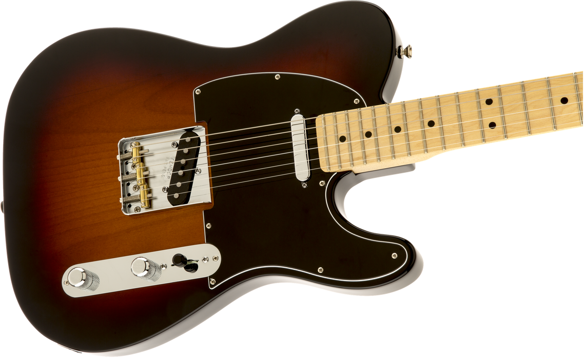 Fender American Special Telecaster 3 Tone Sunburst Maple Fingerboard with Bag