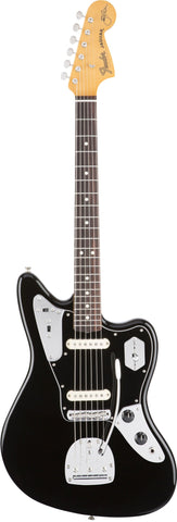 Fender Limited Edition Johnny Marr Jaguar Black on Black