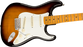 "Fender Stories Collection Eric Johnson 1954 ""Virginia"" Stratocaster Maple Fingerboard 2-Color Sunburst Electric Guitar"