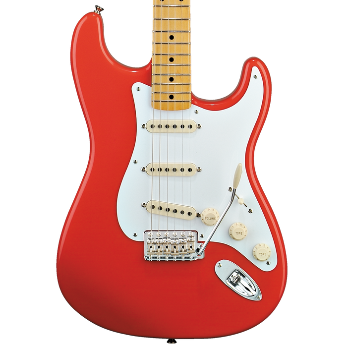 Fender Classic Series '50s Stratocaster Maple Fingerboard - Fiesta Red