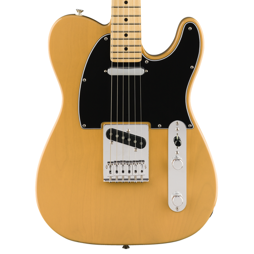 Fender Limited Edition Player Telecaster Maple Fingerboard Butterscotch Blonde Electric Guitar