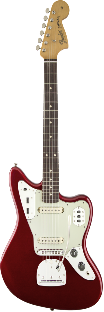 Fender Classic Player Jaguar Special Rosewood Candy Apple Red