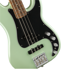 Fender Deluxe Active Precision Bass Special Pau Ferro Fingerboard Surf Pearl With Deluxe Gig Bag