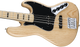 Fender Deluxe Active Jazz Bass Ash Body Maple Fingerboard Natural Finish With Deluxe Gig Bag