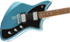 Fender Meteora HH Pau Ferro Fingerboard - Lake Placid Blue With Bag