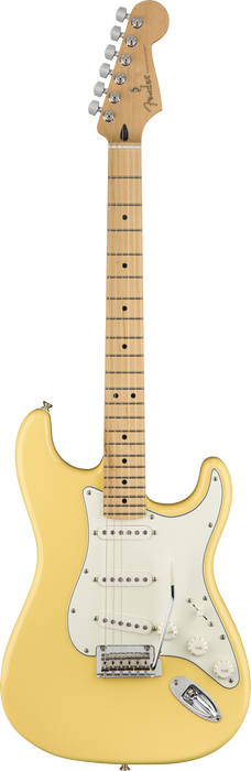 Fender Player Stratocaster Maple Fingerboard Buttercream Electric Guitar