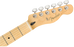 Fender Player Telecaster Maple Fingerboard Butterscotch Blonde Electric Guitar
