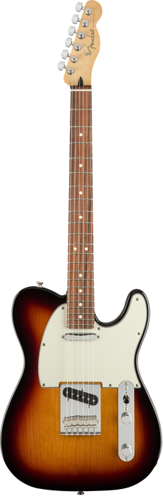Fender Player Series Telecaster Pau Ferro Fingerboard 3 Tone Sunburst