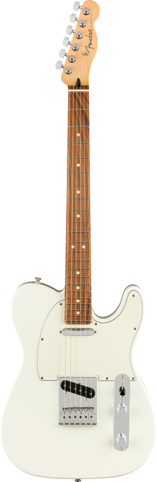 Fender Player Telecaster Pau Ferro Fingerboard Polar White Electric Guitar