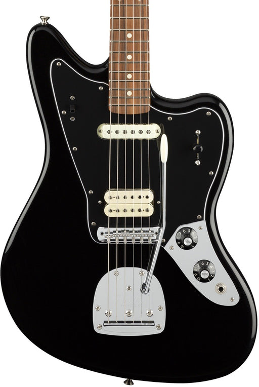 Fender Player Jaguar Pau Ferro Fingerboard Black