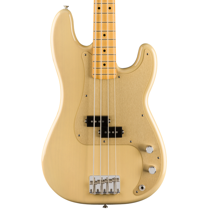 Fender Vintera '50s  Maple Fingerboard Precision Bass - Vintage Blonde With Bag