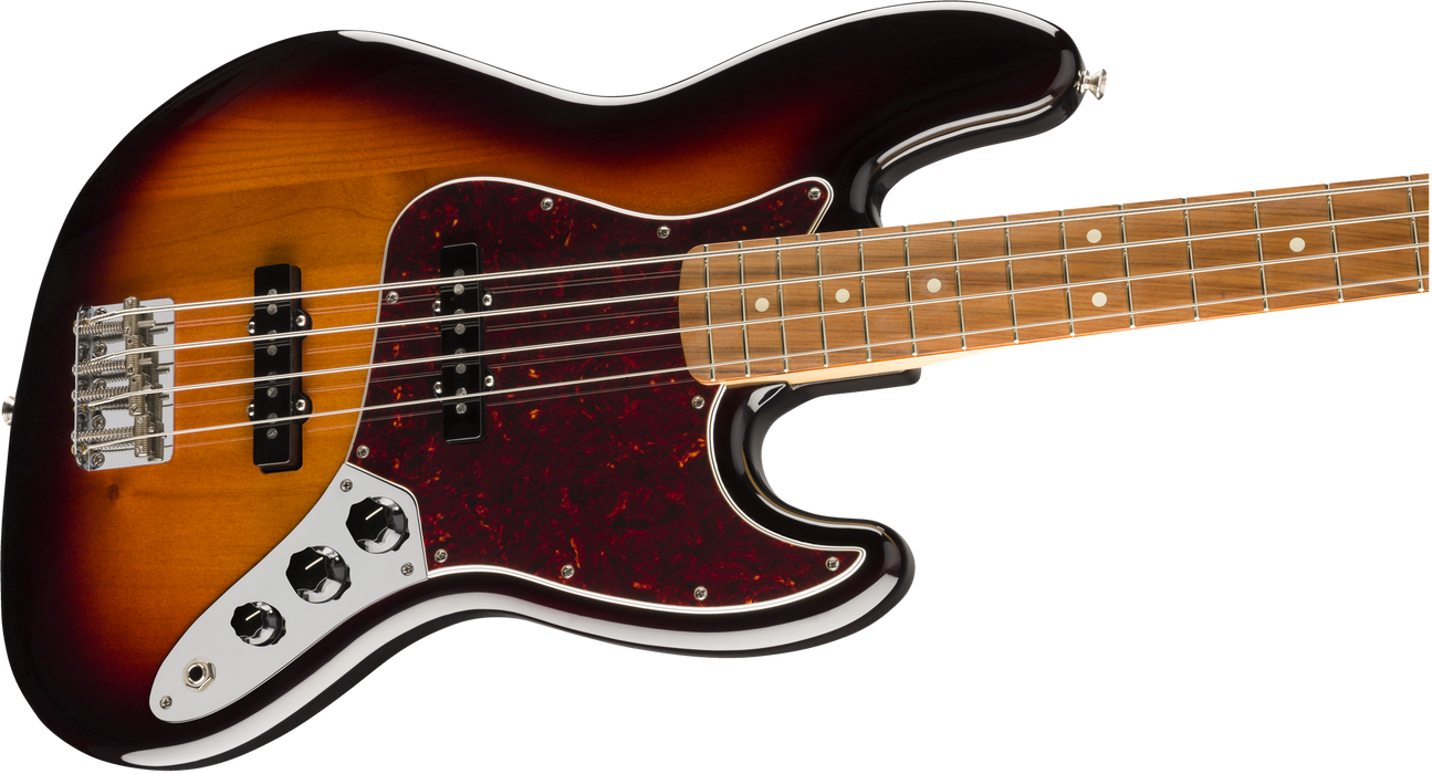 Fender Vintera '60s Jazz Bass Pau Ferro Fingerboard 3-Color Sunburst