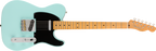 Fender Vintera '50s Telecaster Modified Maple Fingerboard Daphne Blue Electric Guitar