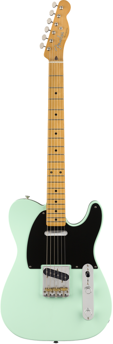 Fender Vintera '50s Telecaster Modified Maple Fingerboard - Surf Green With Bag