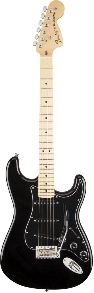 Fender Limited Edition American Special Stratocaster Maple Black