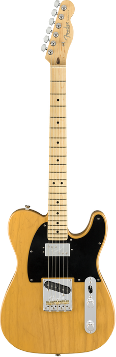 Fender Limited Edition 2018 American Professional Telecaster Shawbucker Butterscotch Blonde