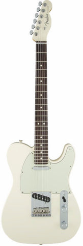 Fender Limited Edition Magnificent 7 American Standard Telecaster Olympic White Matching Headstock