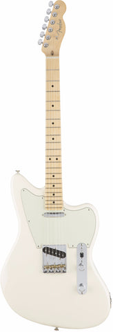 Fender Limited Edition Magnificent 7 American Standard Offset Telecaster Olympic White