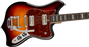 Fender Parallel Universe Volume II Maverick Dorado Ebony Fingerboard Ultraburst Electric Guitar