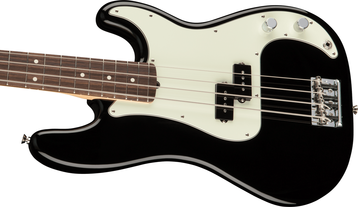 Fender American Professional Precision Bass Rosewood Black With Case