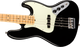 Fender American Professional Jazz Bass Maple Fingerboard Black With Case