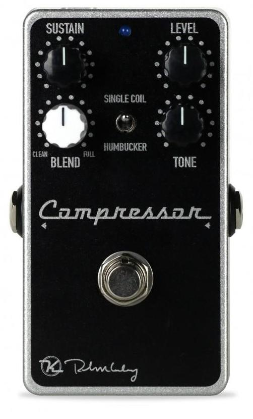 Keeley Compressor Plus 4-Knob Compressor Guitar Effect Pedal