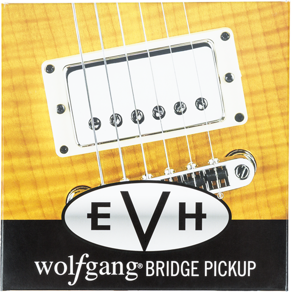 EVH Wolfgang Bridge Pickup - Chrome