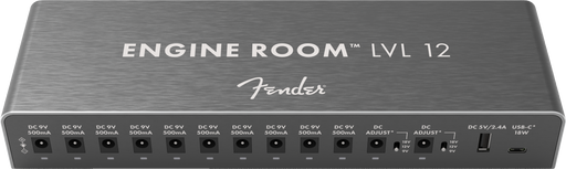 Fender Engine Room LVL12 Power Supply