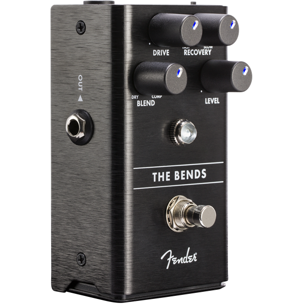 Fender The Bends Compressor Guitar Effect Pedal