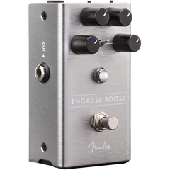 Fender Engager Boost Guitar Effect Pedal