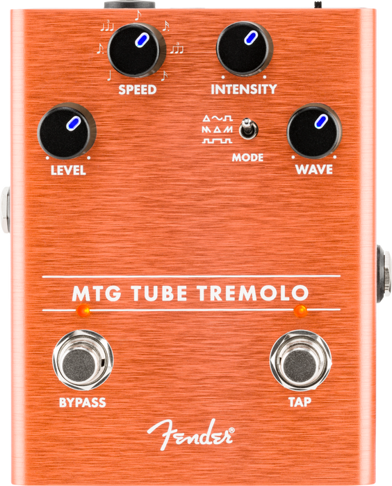 Fender MTG Tube Tremolo Guitar Effect Pedal