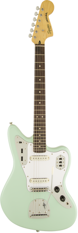 Fender Squire Vintage Modified Jaguar Laurel Fingerboard Surf Green