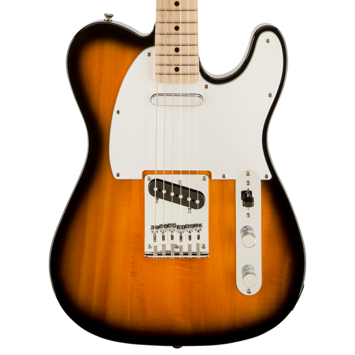 Squier Affinity Series Telecaster Maple Fingerboard 2-Color Sunburst Electric Guitar
