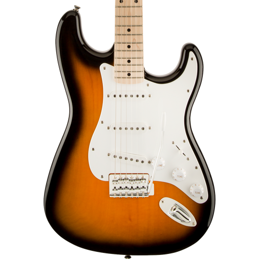 Squier Affinity Series Stratocaster Maple Fingerboard 2-Tone Sunburst