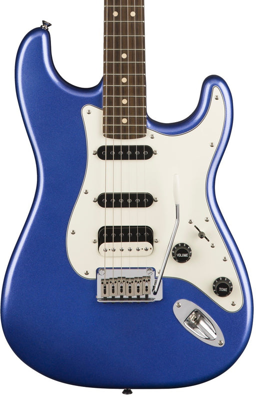 Fender Squier Contemporary Stratocaster HSS Rosewood Fingerboard Ocean Blue Metallic