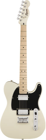 Fender Squire Contemporary Telecaster HH Maple Fingerboard Pearl White